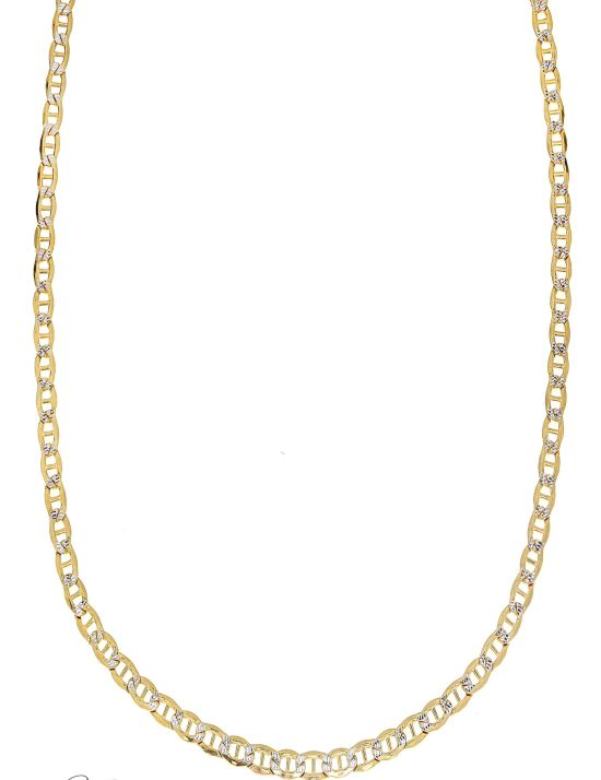 NGW839 - White Pave Necklace